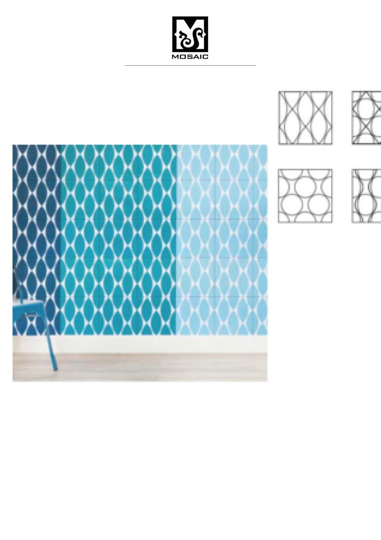Valentine Bärg Architectures Genève Collaboration Mosaic del Sur