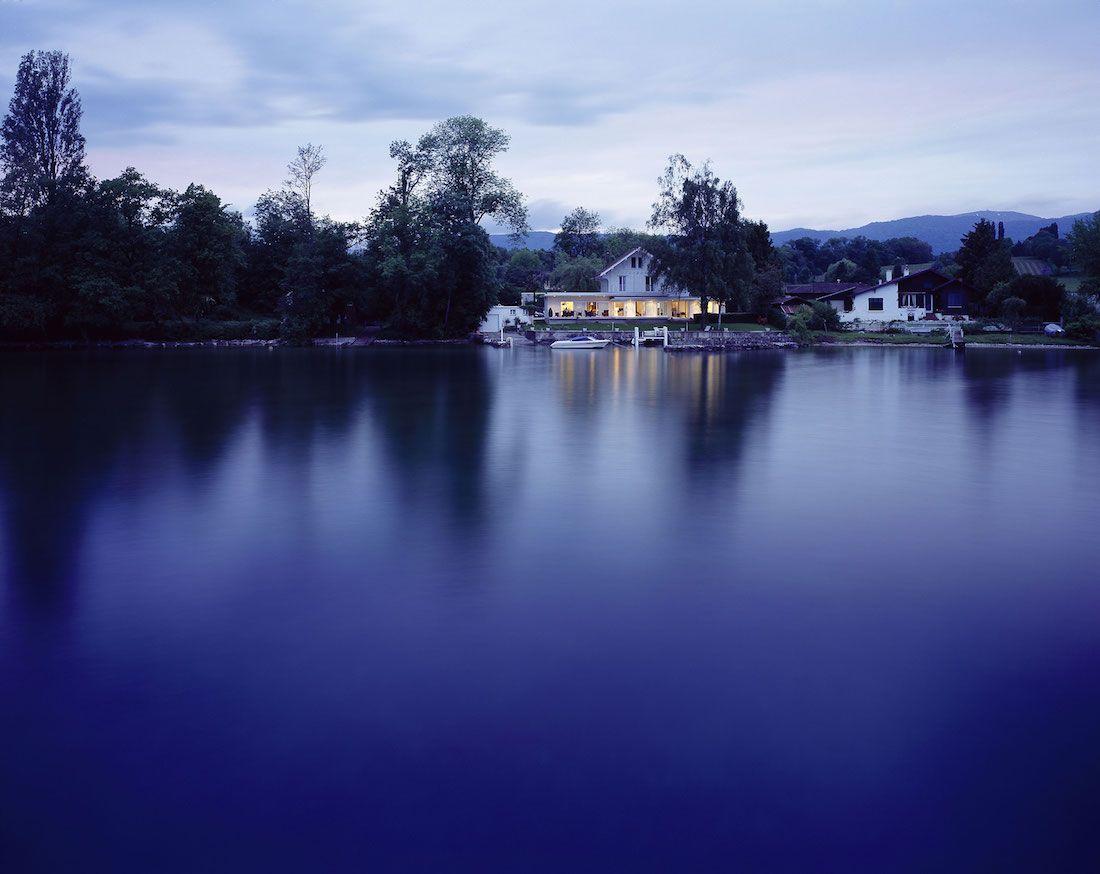 Maison au bord du Lac, Céligny