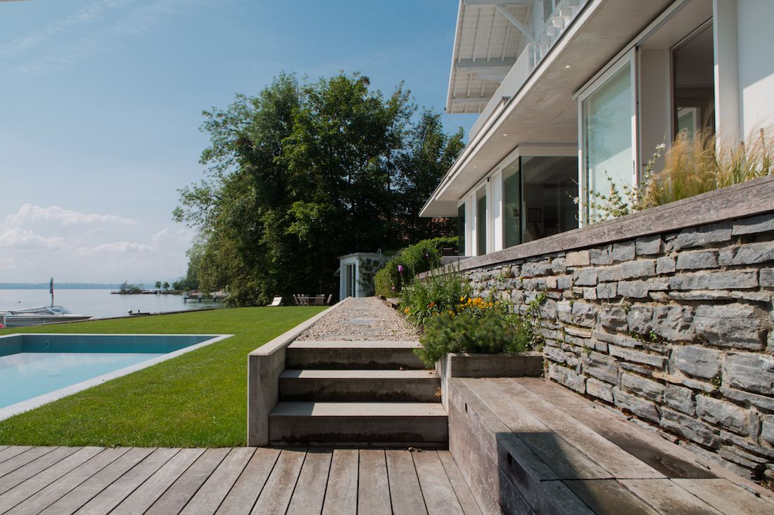 Maison au bord du Lac, Céligny 8