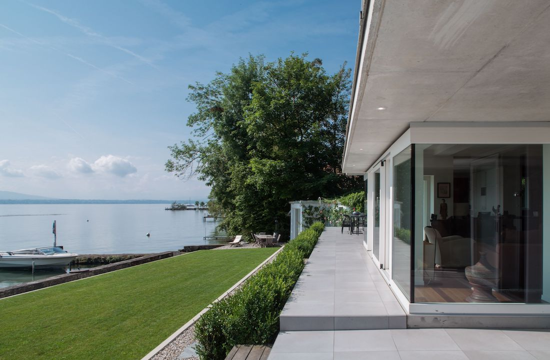 Maison au bord du Lac, Céligny 9