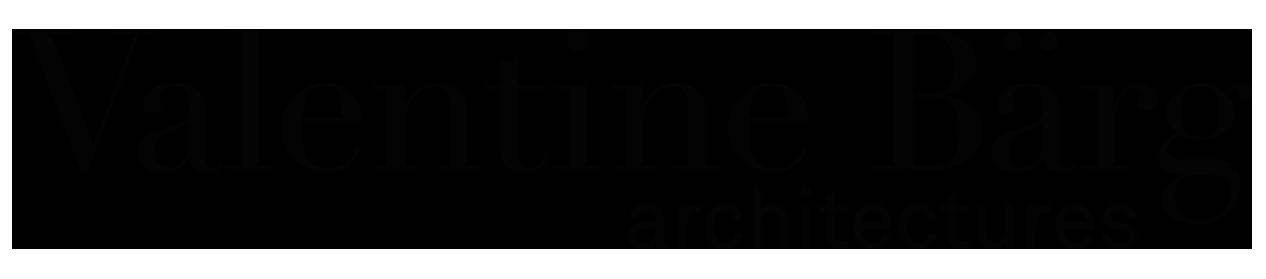 Valentine Bärg architectures Geneva