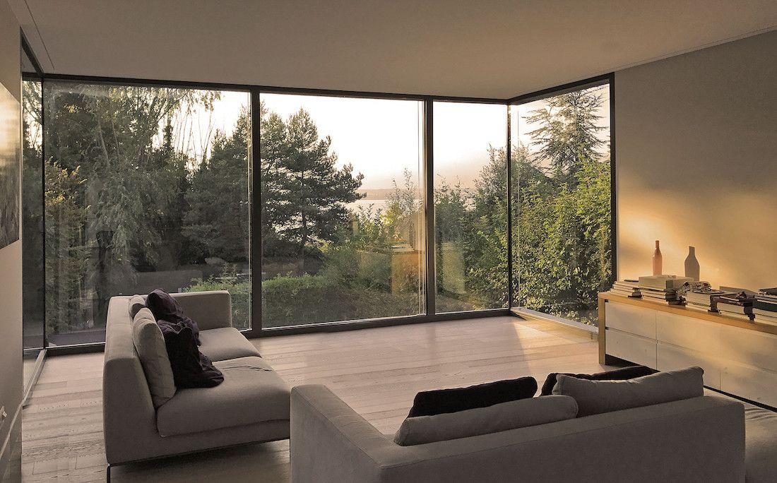 Valentine Bärg Architectures - Architecture d'intérieur Genève - Villa 2