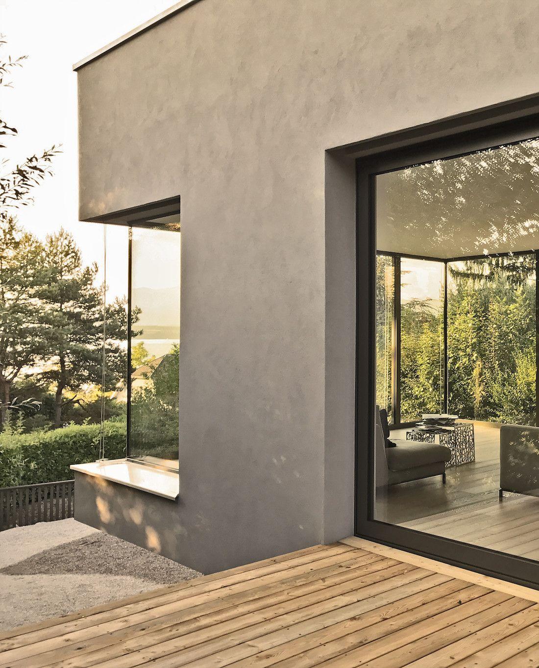 Valentine Bärg Architectures - Architecture d'intérieur Genève - Villa 3