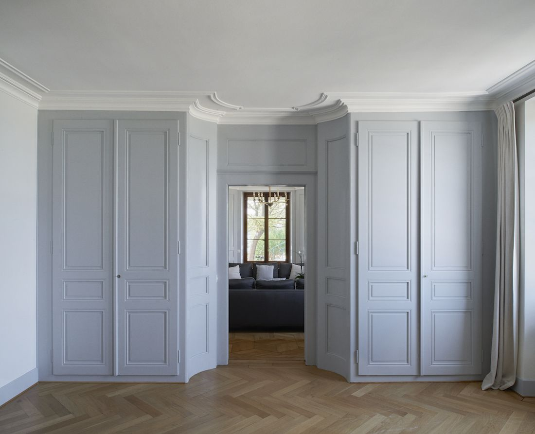 Valentine Bärg Architectures Genève Le Manoir Hermance 1