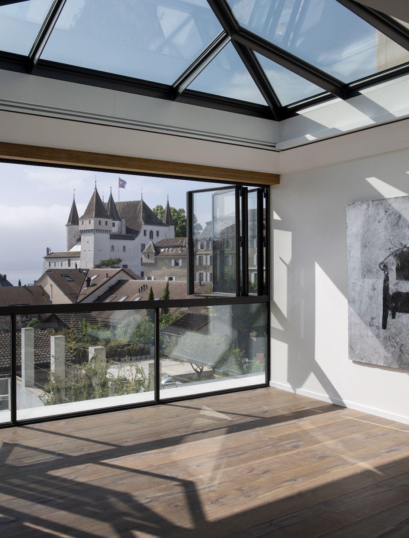 Architectures Genève - Architectures d'intérieur Genève - Interior Design - Nyon - Flat 8