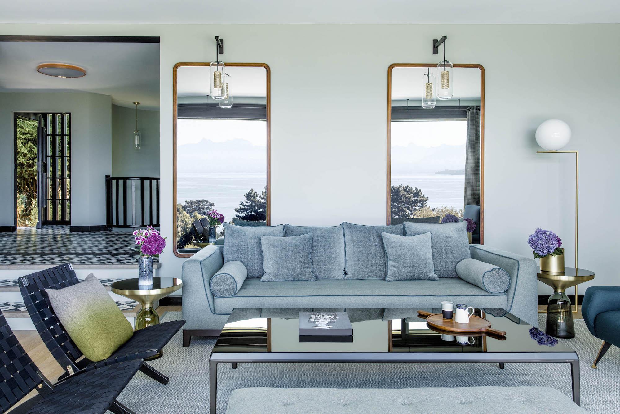Valentine Barg Architectures Geneva - Interior design - Interior Architecture - Nyon