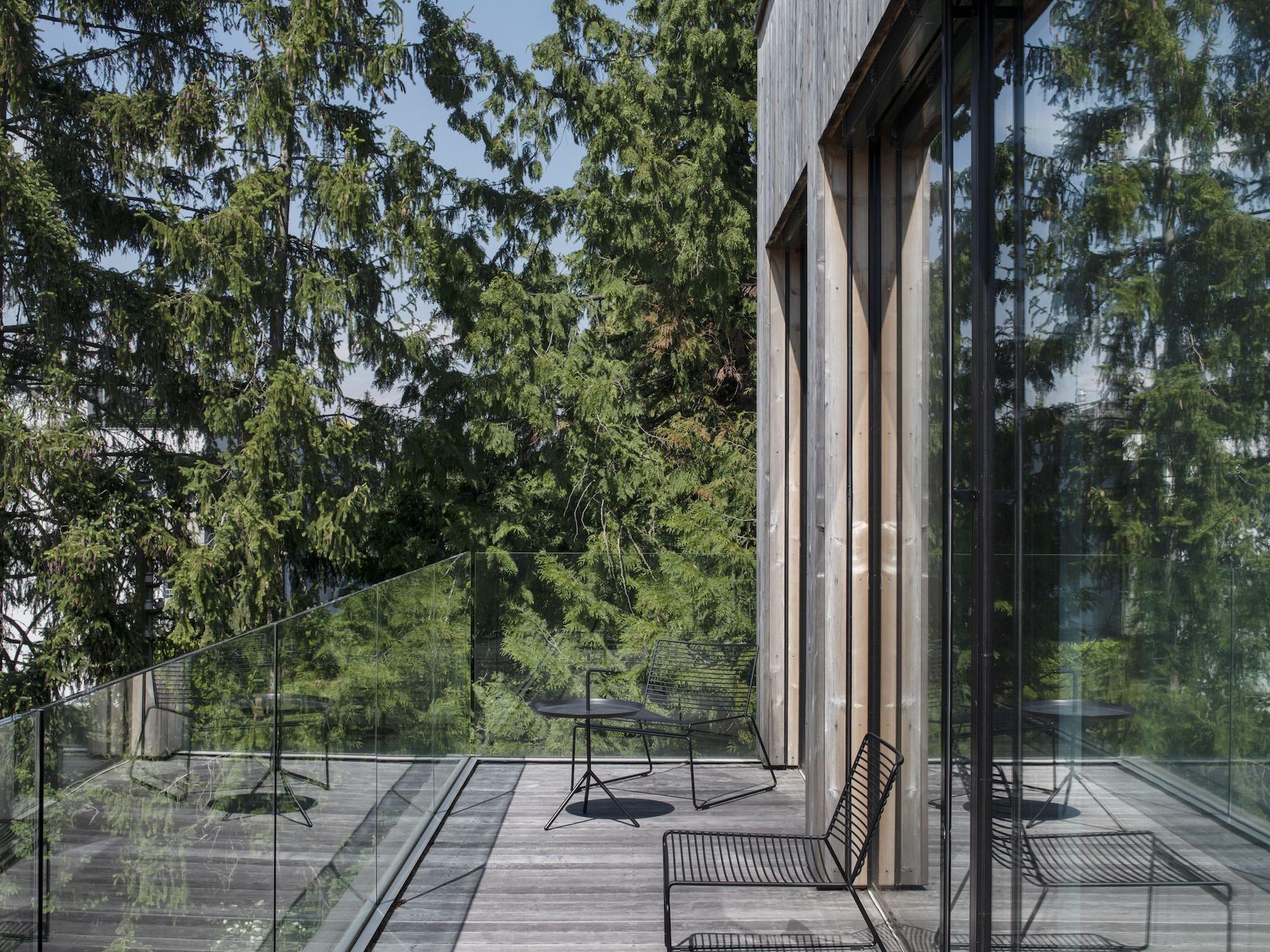 Valentine Barg Architectures Genève Home Vésenaz Construction Bois Portfolio Accueil