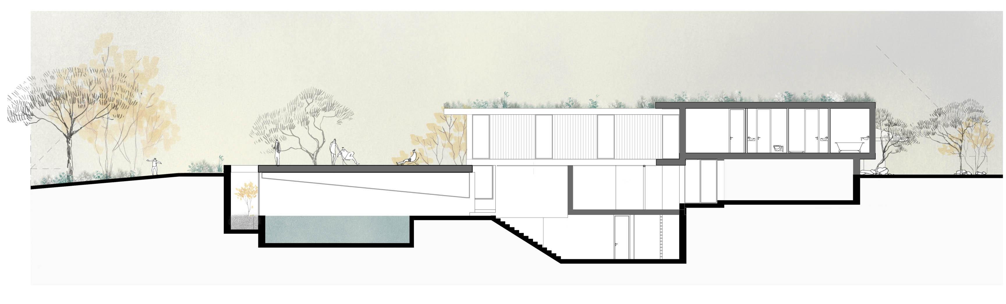 Valentine Bärg Architectures - Architectures d'intérieur Genève - Pointe à la Bise 1