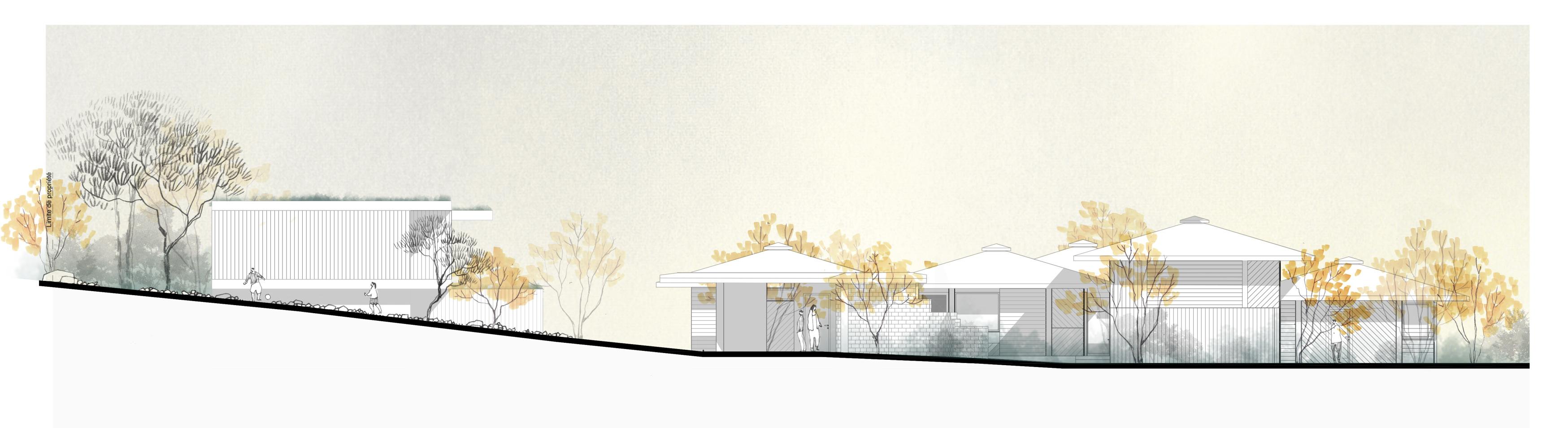 Valentine Bärg Architectures - architecture d'intérieur Genève - Pointe à la Bise 3