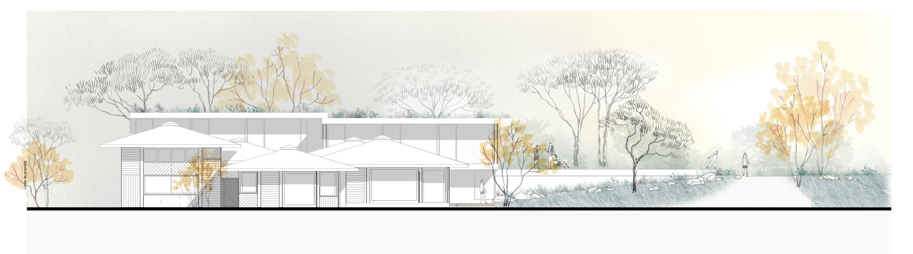 Valentine Bärg Architectures- architecture d'intérieur Genève - Pointe à la Bise 2