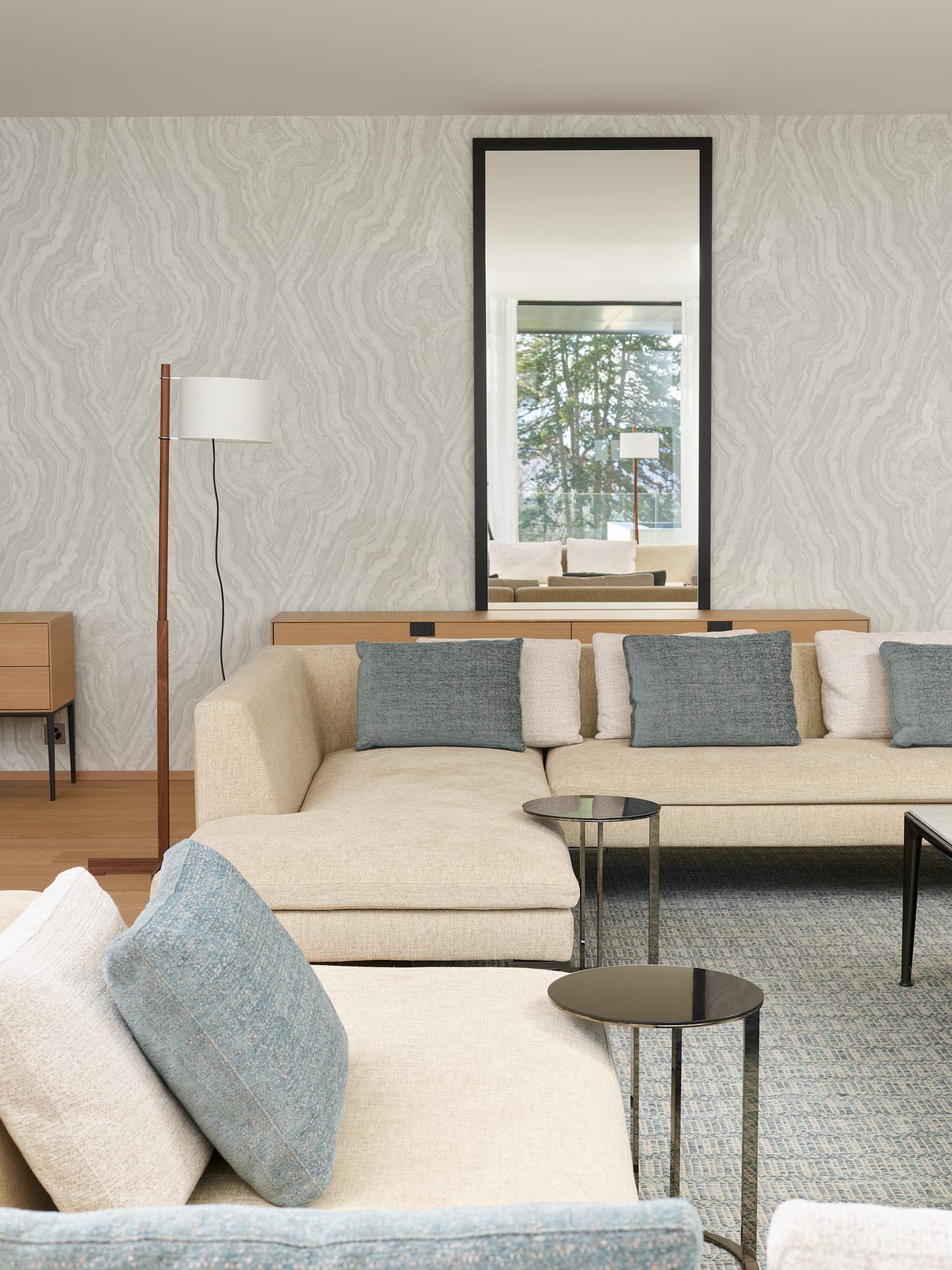 Valentine Bärg Architectures Genève Décoration Intérieur Design Appartement Vandoeuvres 4