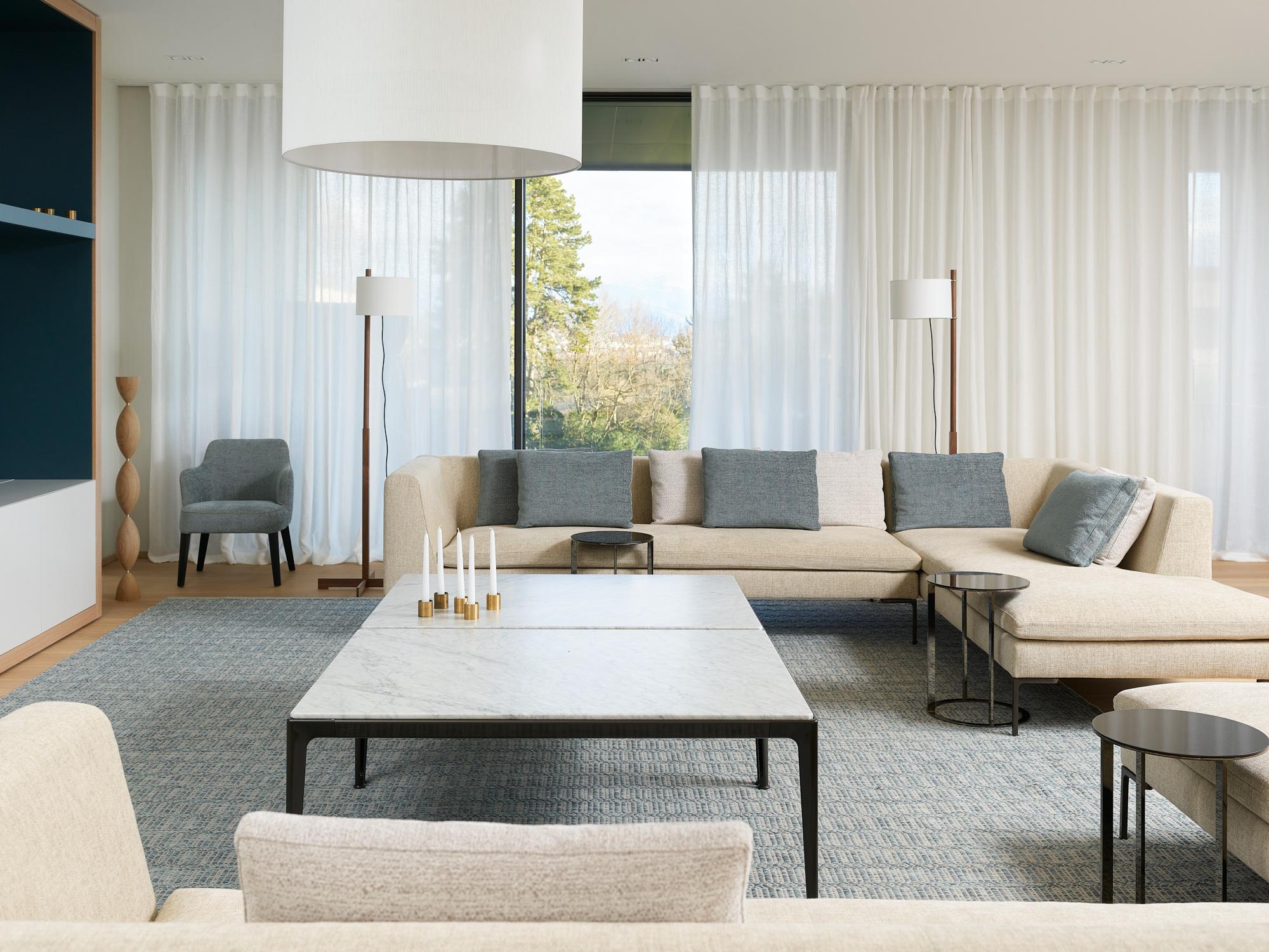 Valentine Bärg Architectures Genève Décoration Intérieur Design Appartement Vandoeuvres 3