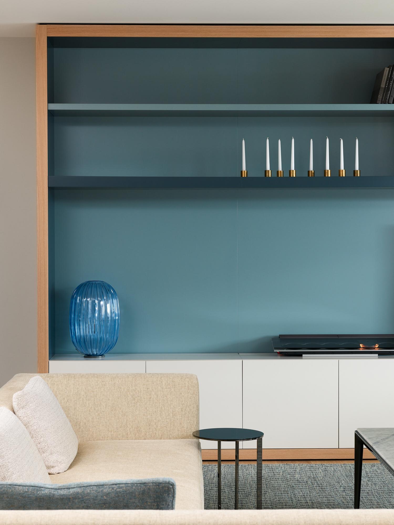 Valentine Bärg Architectures Genève Décoration Intérieur Design Appartement Vandoeuvres 5